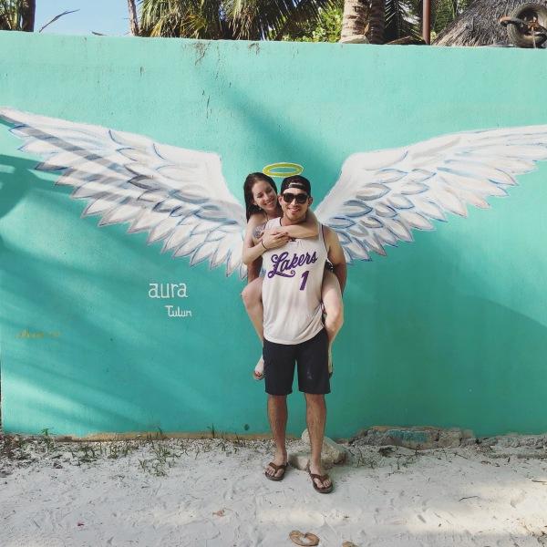 Tulum Angel